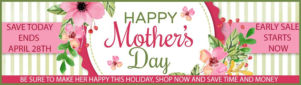 Mother's Day Sale