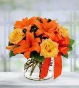 Orange Sunset Bouquet