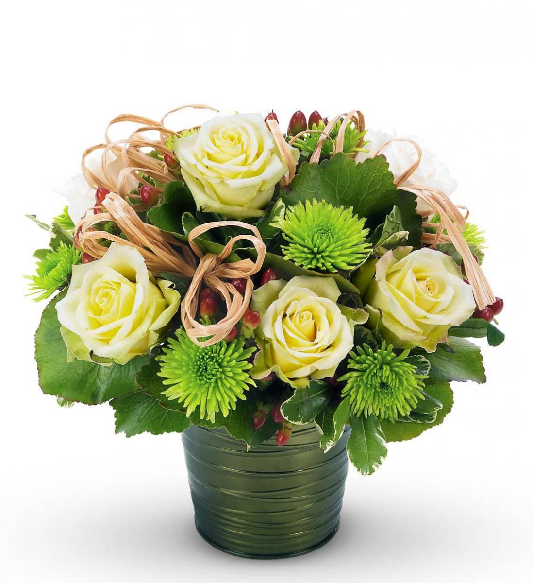 Jade Dreams Bouquet
