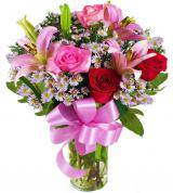 Blissfully Pink Bouquet