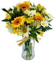 Bright Sunshine Bouquet