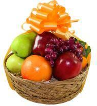 Fresh Fruit Basket - Farm Fresh