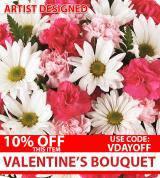 Mixed Valentine's Bouquet