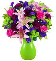 Neon Dreams Bouquet