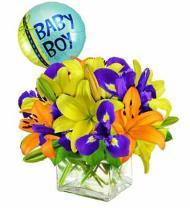 New Baby Bouquet - Boy