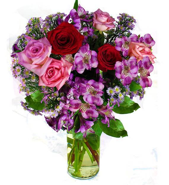 Glowing Medley Bouquet