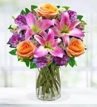 Pastel Grace and Wonder Bouquet