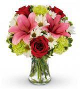 Lush Burst of Blooms Bouquet