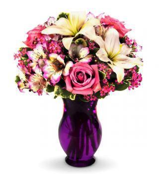 Sweetest Devotion Bouquet
