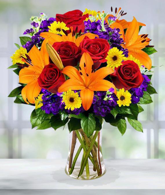 Jeweled Symphony Bouquet